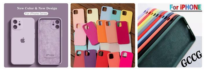 carcasas para móviles