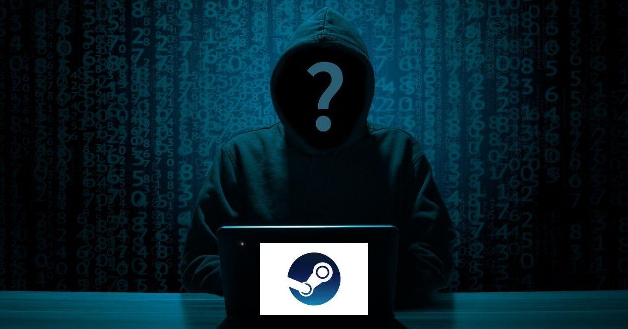 Recuperar cuenta Steam robada