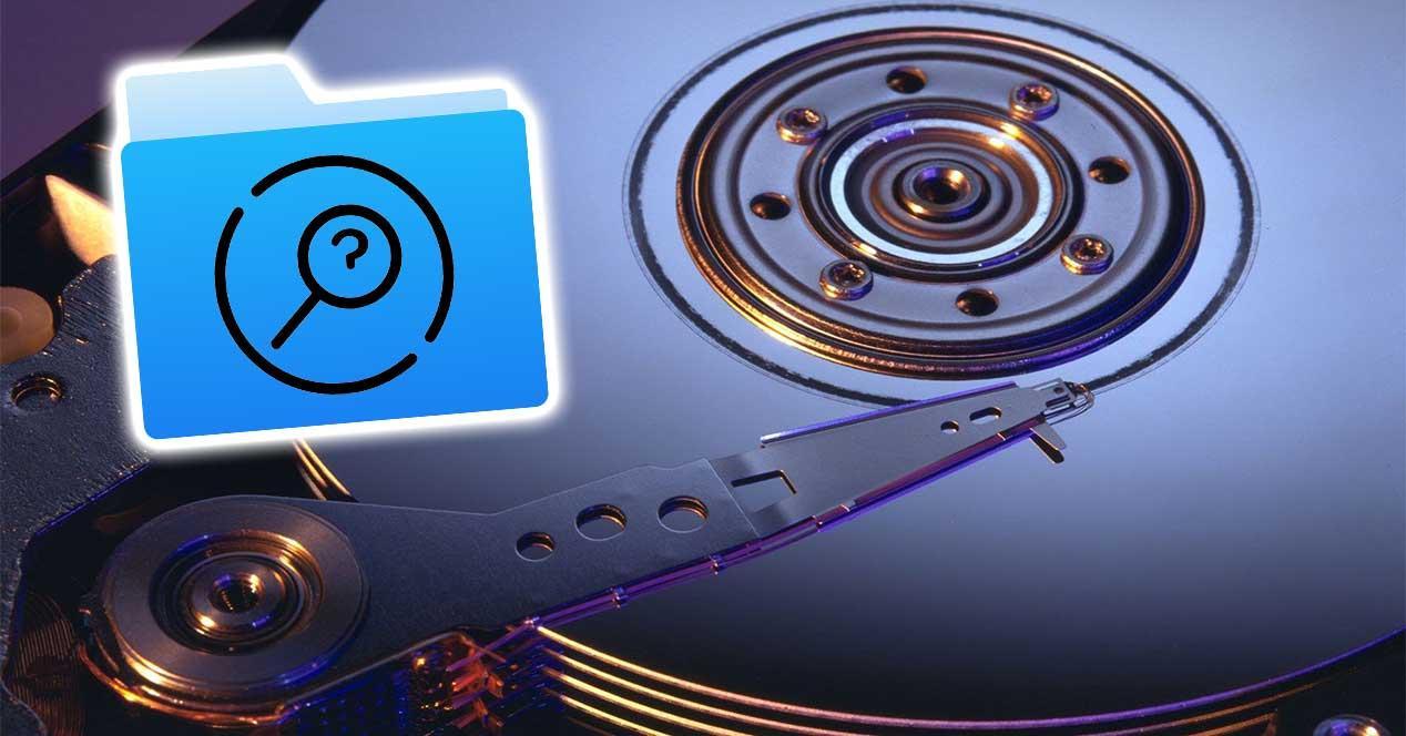disco duro perdida datos