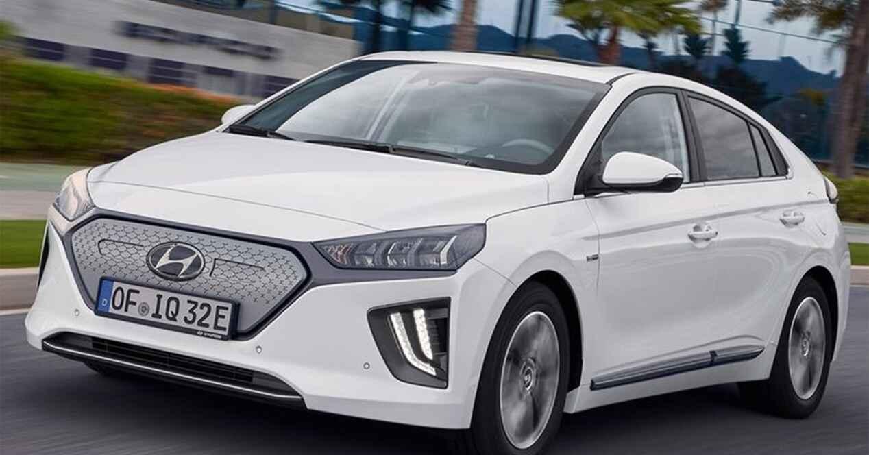 Hyundai Ioniq eléctrico 2019 ficha técnica