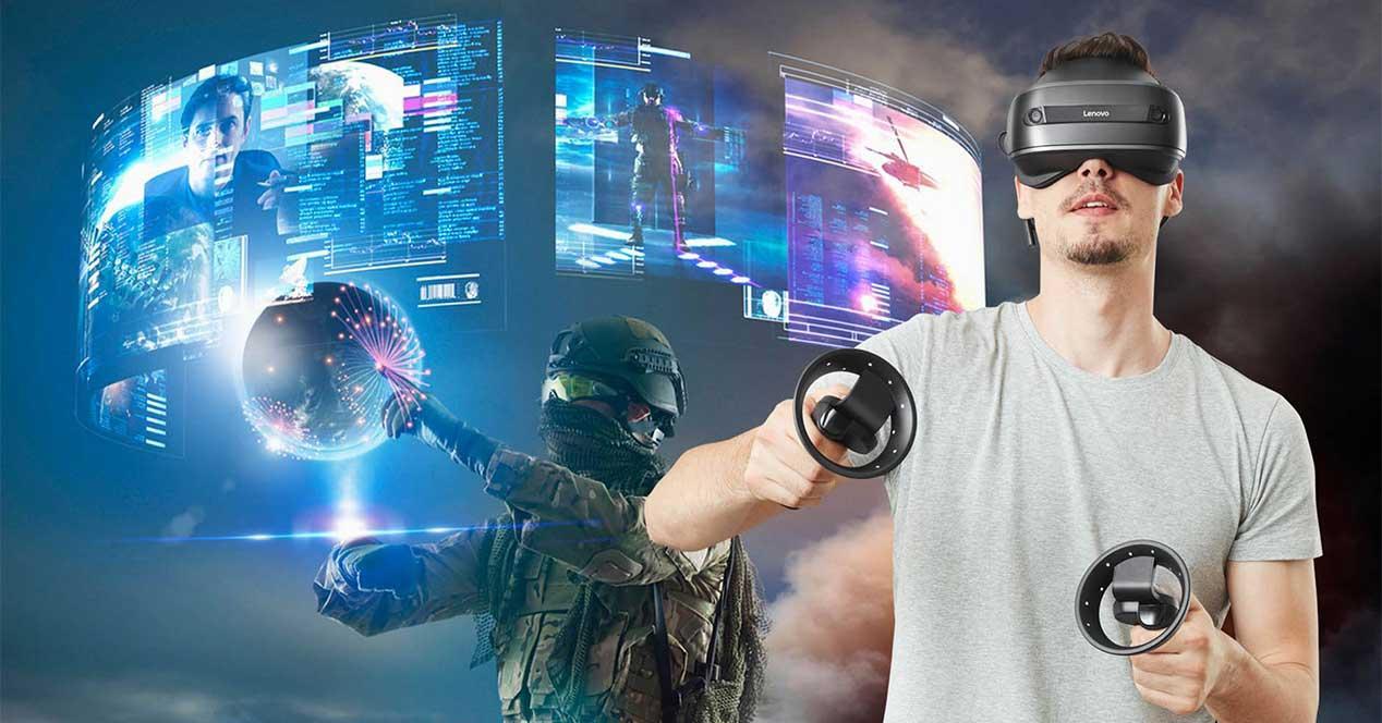 lenovo realidad virtual
