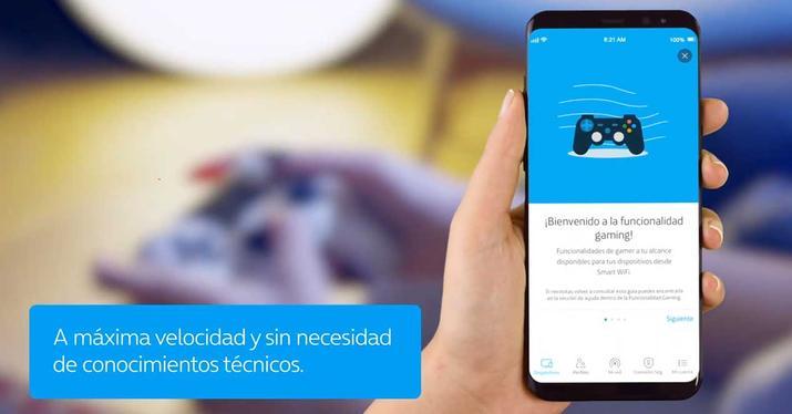 Movistar lanza un modo gaming para su router WiFi: ¿qué hace?