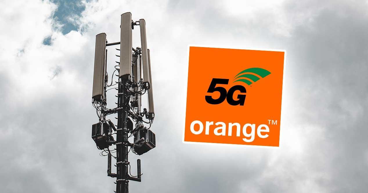 orange 5g españa