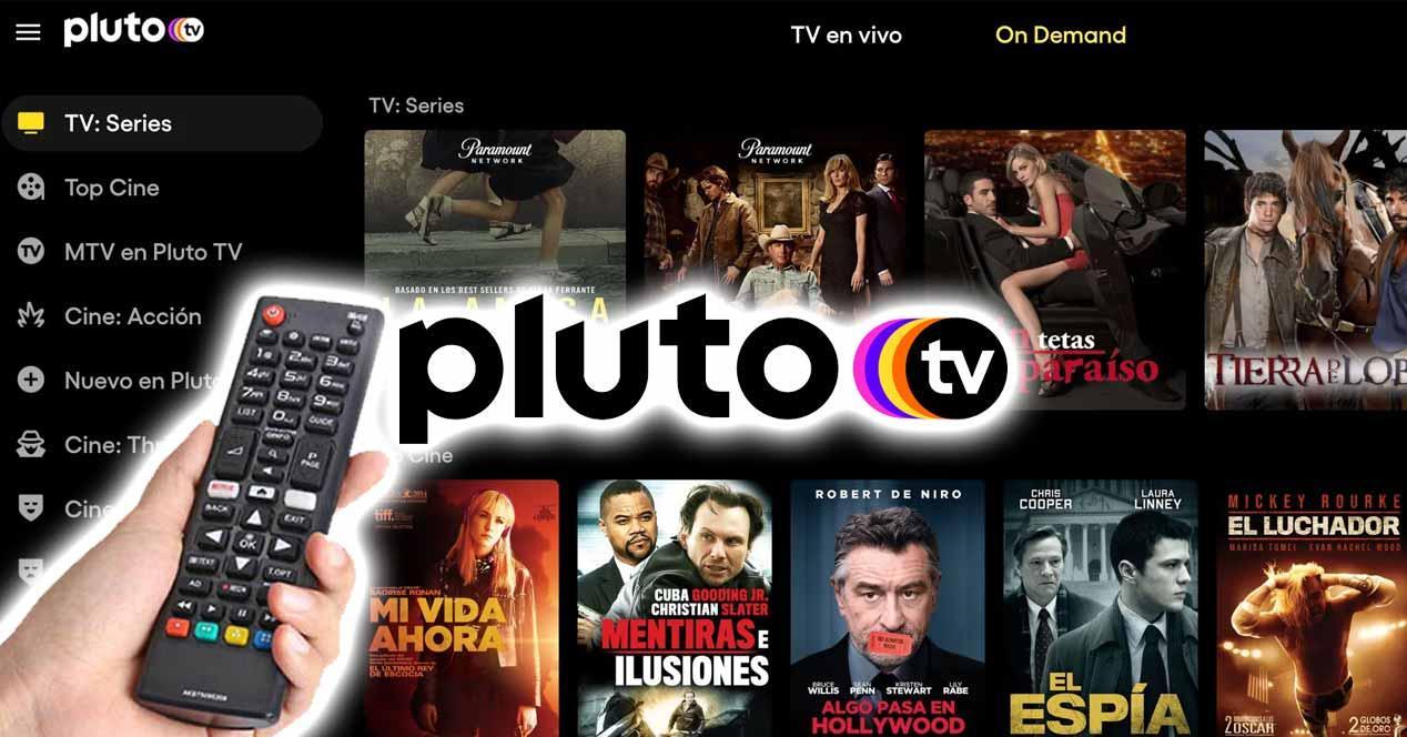 Mejoras que debería tener Pluto TV