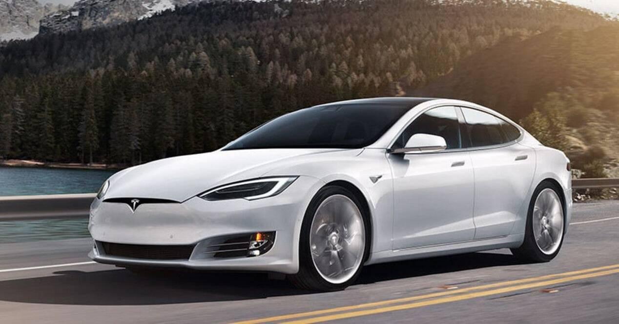 Tesla Model S 100d ficha técnica