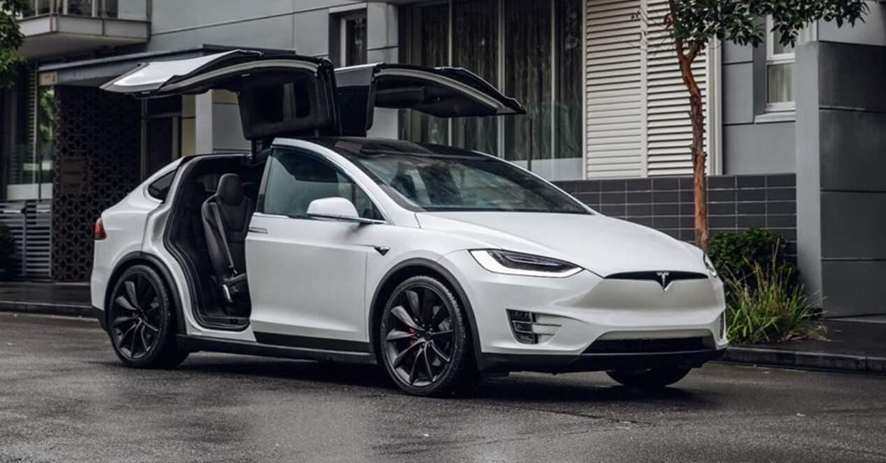 Tesla Model X 100D ficha técnica
