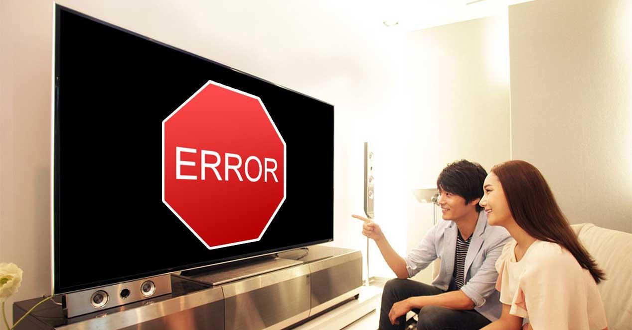 tv problema