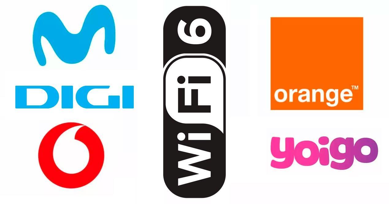 wifi 6 operadores