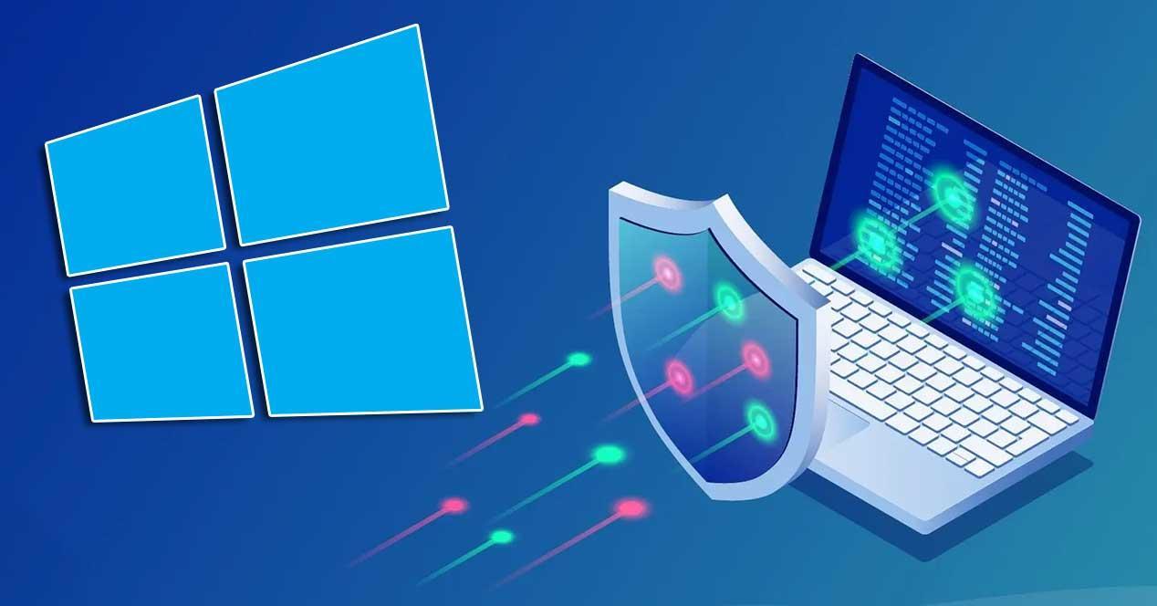 windows 10 antivirus seguridad