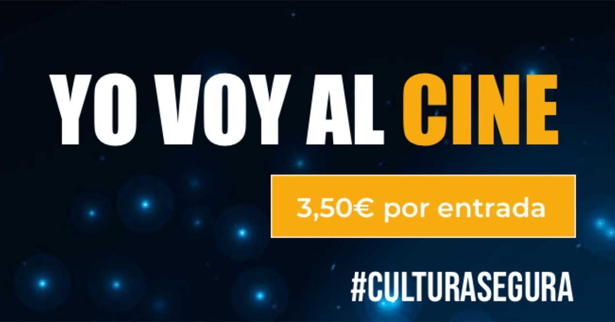 yo voy al cine 2021 españa