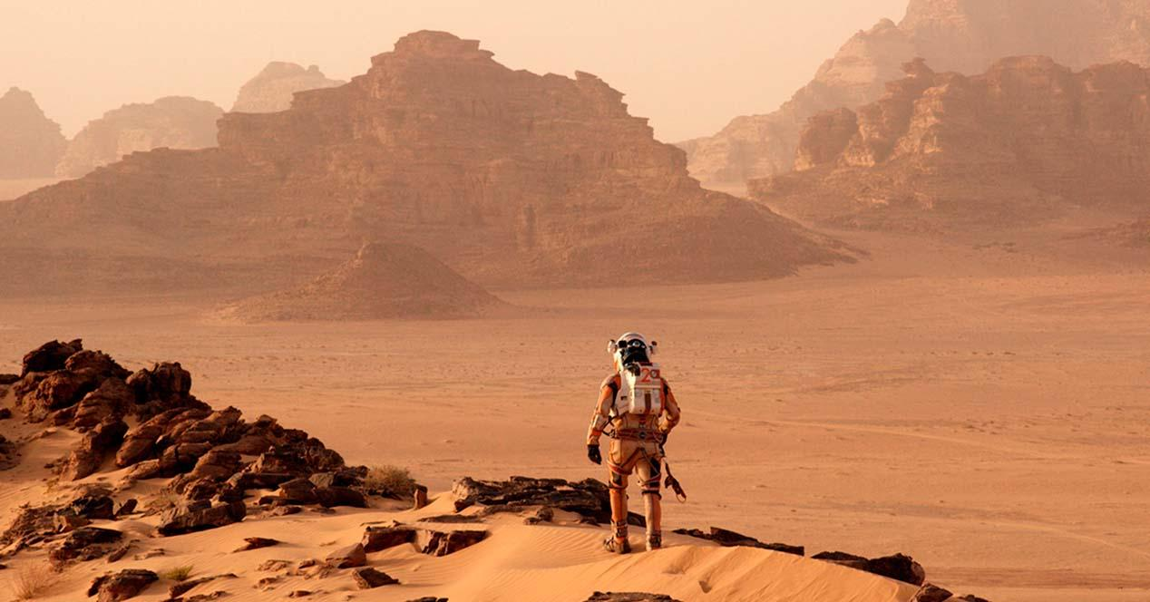 Suelo de Marte