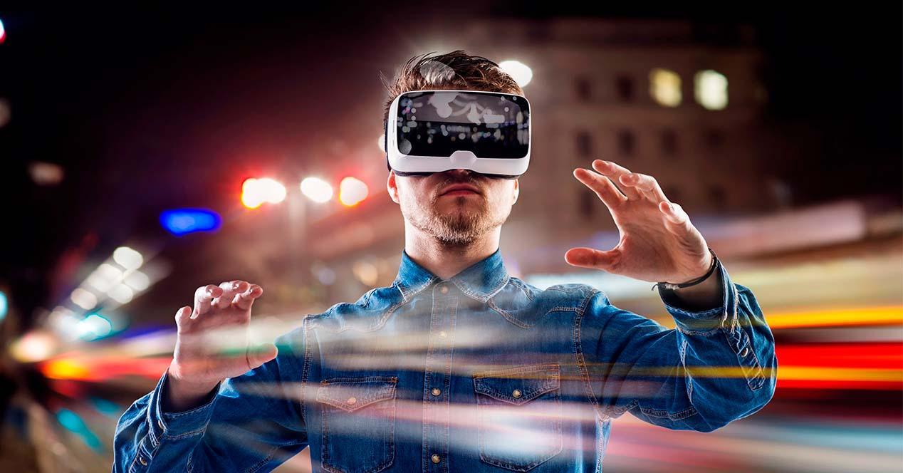 Proyectos con realidad virtual