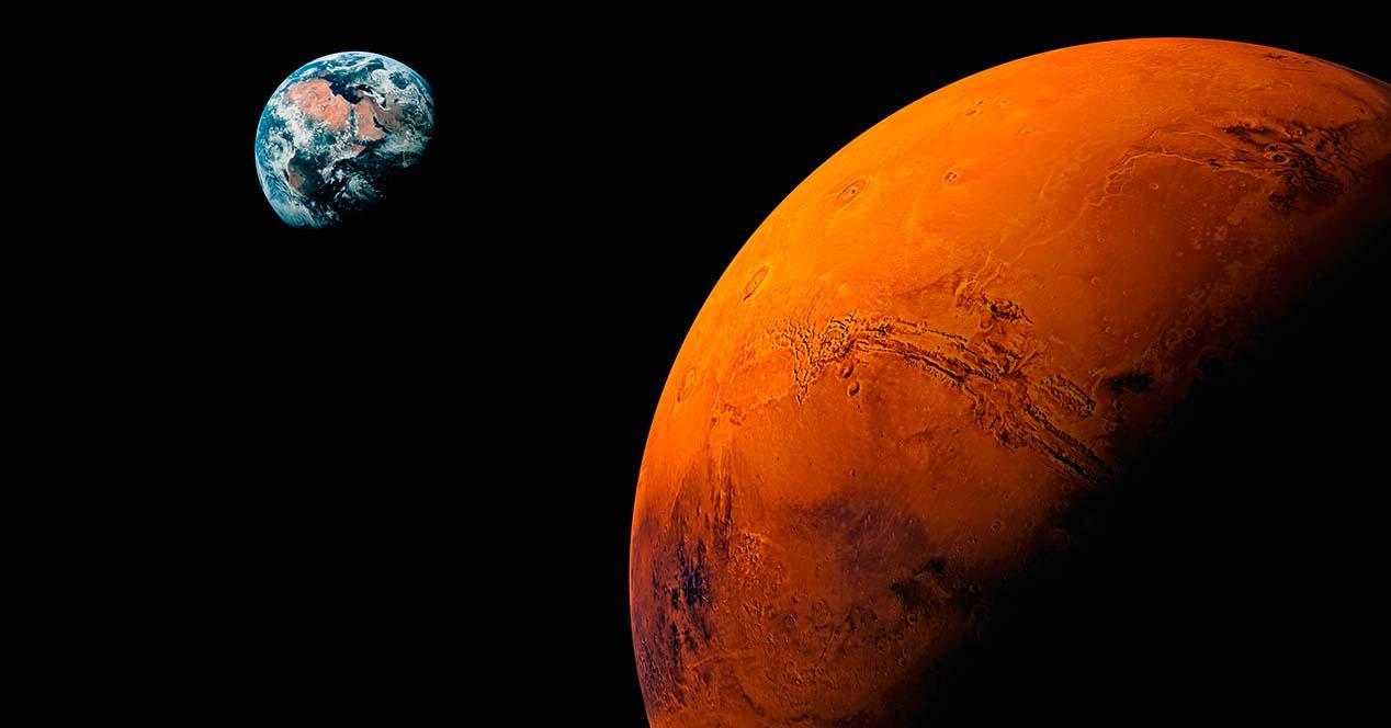 Nuevas pistas de lo que puede haber en Marte