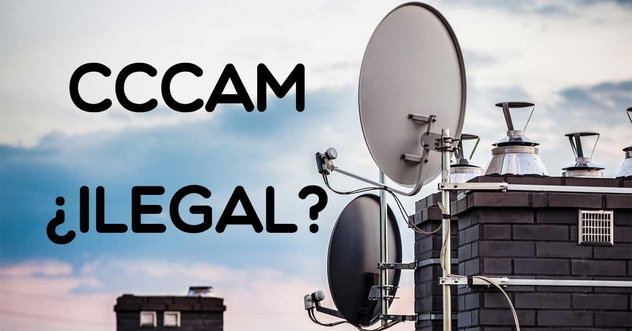 cccam ilegal
