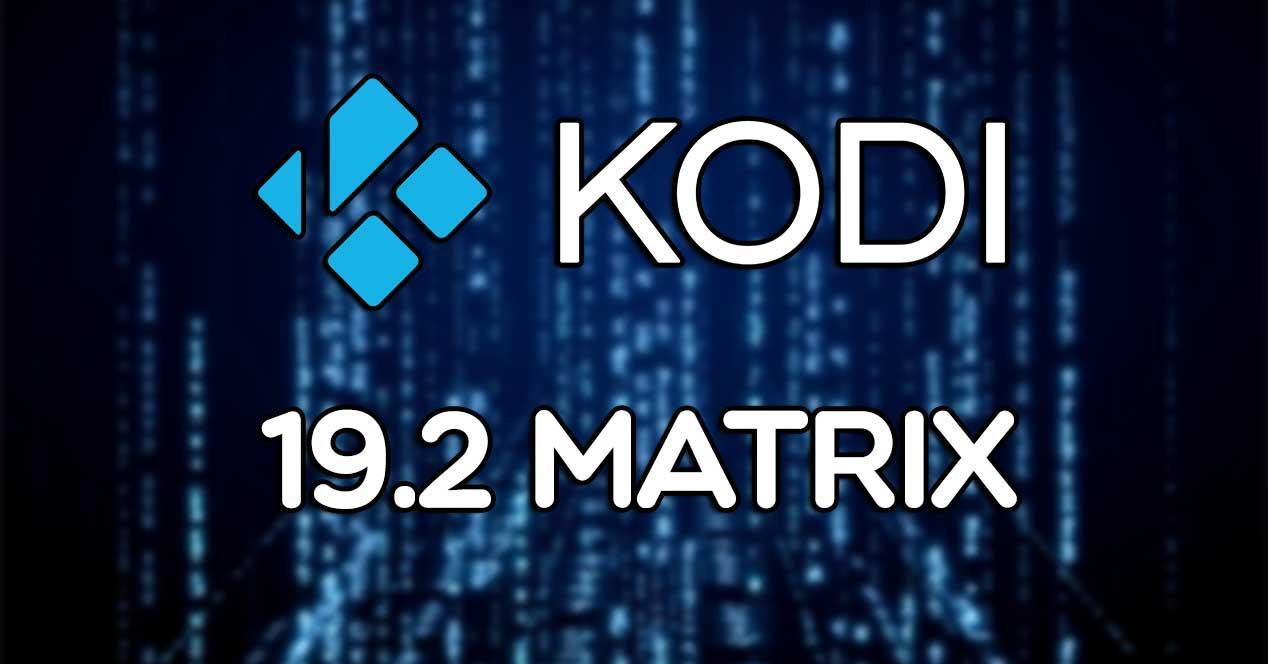 kodi 19.2 matrix