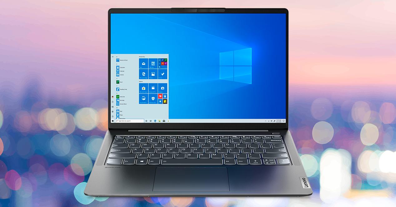 Lenovo Ideapad5 Pro con windows