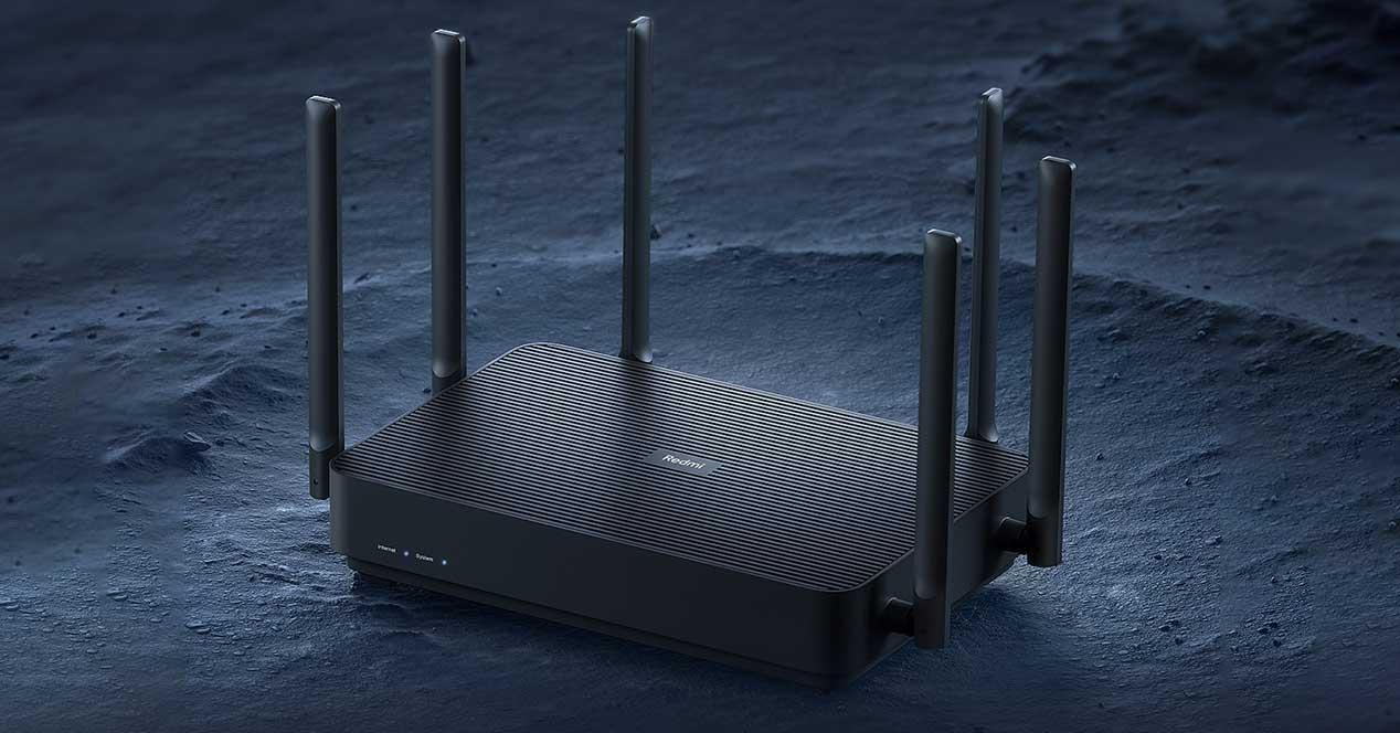redmi router ax6s