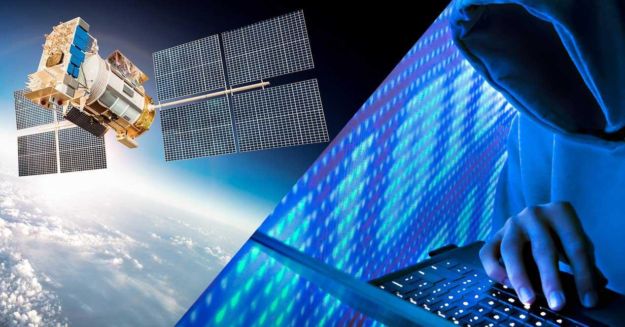satelite hackeo