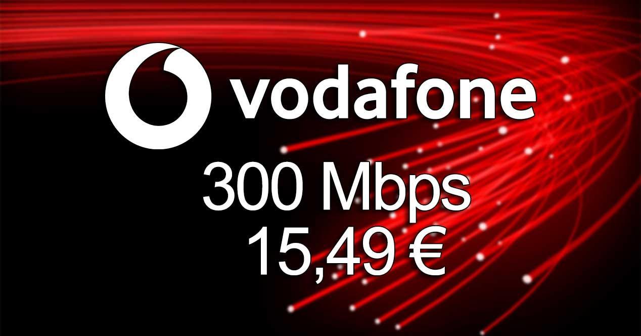 vodafone 300 mbps fibra